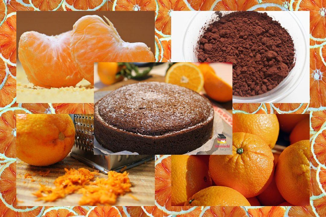 ciasto czekoladowe z pomarańczą, ciasto czekoladowe z pomarańczami, ciasto czekoladowe pomarańcza, ciasto czekoladowo-pomarańczowe, ciasto czekoladowo pomarańczowe, placek czekolada pomarańcza, placek czekolada pomarańcza, placek czekoladowo-pomarańczowy, placek czekoladowo pomarańczowy, przepis na ciasto czekoladowe, pomarańcza z Sycylii, sycylijskie pomarańcza, Sycylia, pomarańcza z sycylii, sok pomarańczowy, łatwe ciasto, łatwy placek, łatwy przepis na ciasto, łatwy przepis na placek, placek z pomarańczami, ciasto z pomarańczami, skórka pomarńczowa i czekolada, niemiecki na sycylii, ciasto dla gości, szybkie ciasto, szybki placek, szybki tort