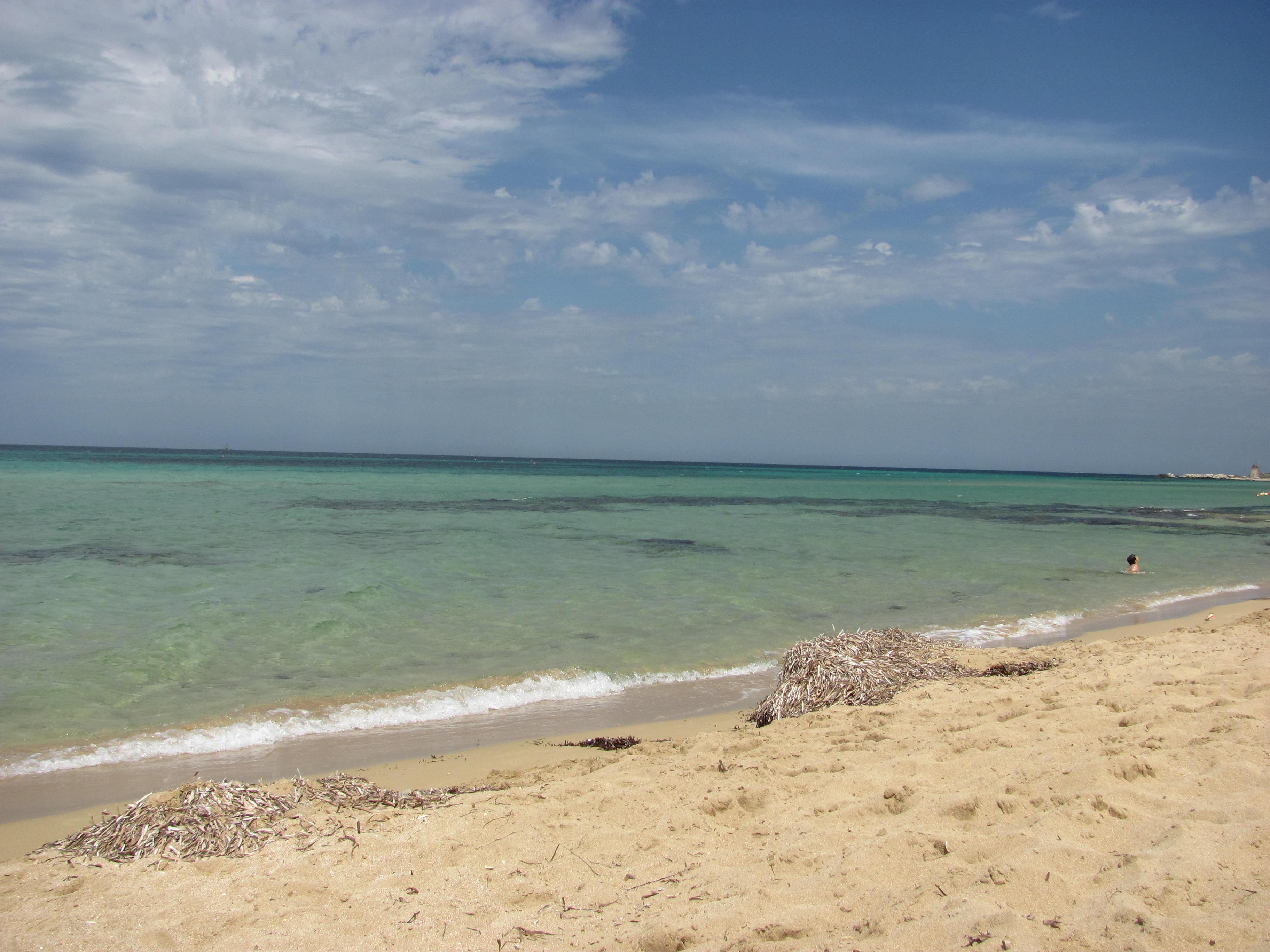 San Giuliano, Erice, Sycylia. Najpiękniejsze plaże w Trapani i okolicach.
