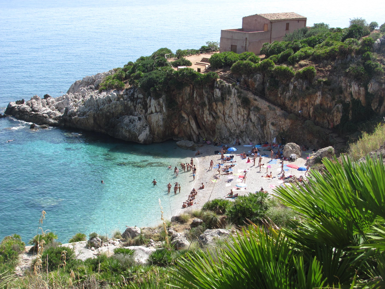 Parco dello Zingaro, Sycylia. Najpiękniejsze plaże w Trapani i okolicach.