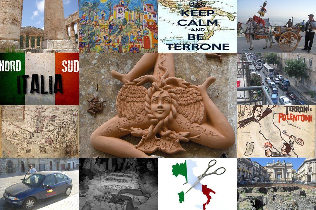 Włochy Pólnocne. Włochy Południowe, jacy sa wlosi z sycylii, Sycylia, Sycylijczycy, Sycylijska mentalność, Północ południe